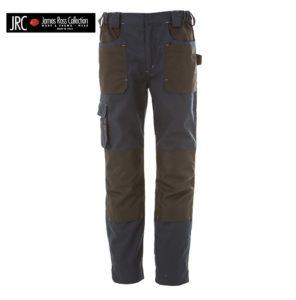 pantalone multitasche invernale estivo 100% cotone