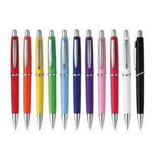 penna a sfera in plastica personalizzata