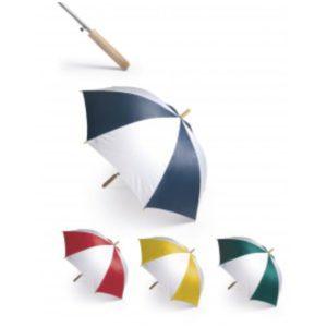 ombrello a scatto automatico personalizzato in serigrafia