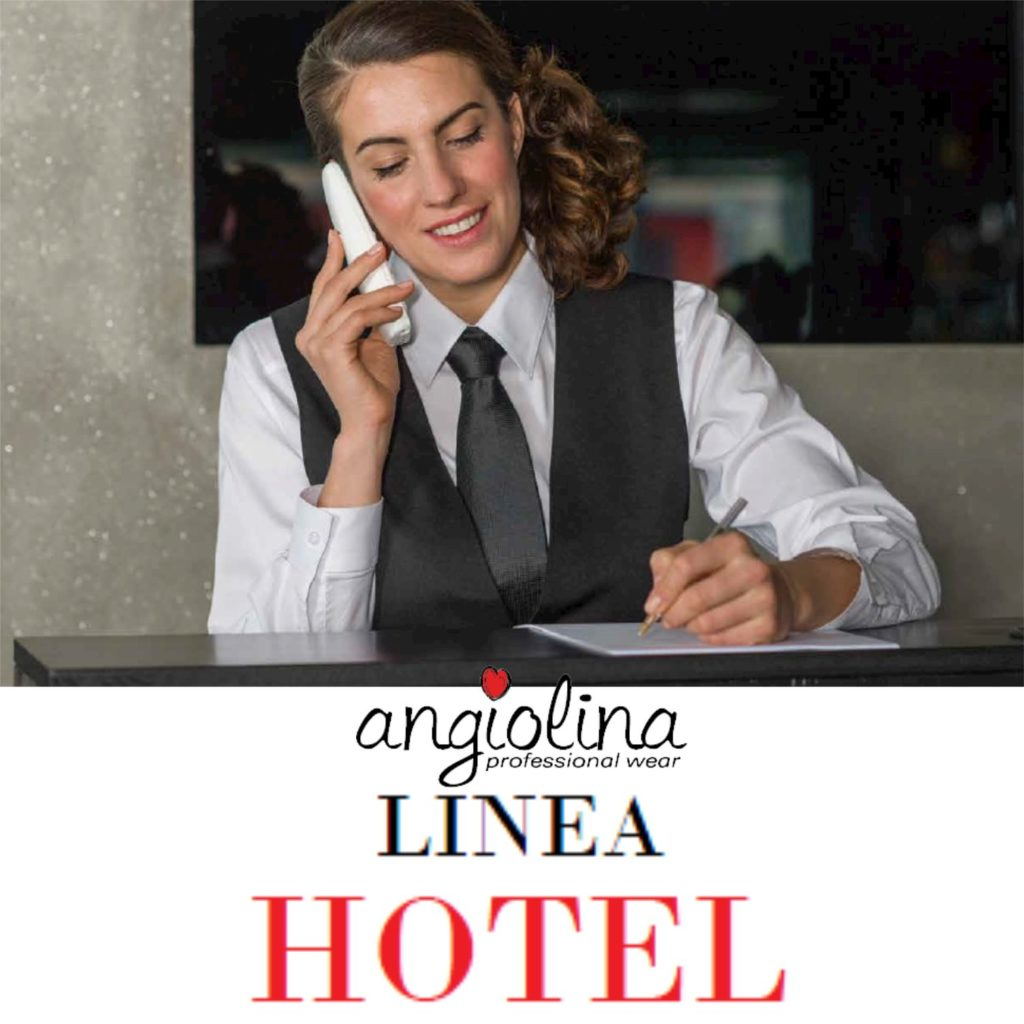 catalogo abbigliamento hotel personalizzato