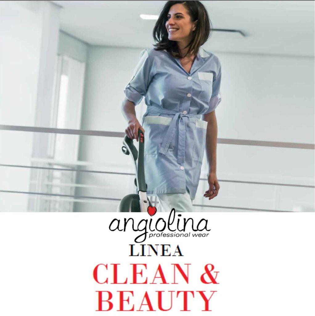catalogo abbigliamento pulizia e bellezza personalizzato