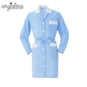 vestaglia grembiule da donna personalizzato con ricamo r