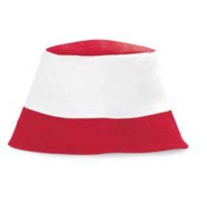 cappello skyline personalizzabile con stampa serigrafica o ricamo