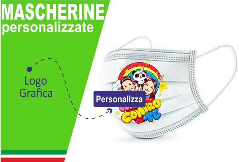 mascherine personalizzate produzione italiana