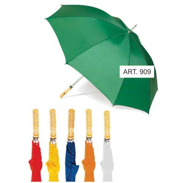 ombrello a scatto automatiico personalizzato in serigrafia