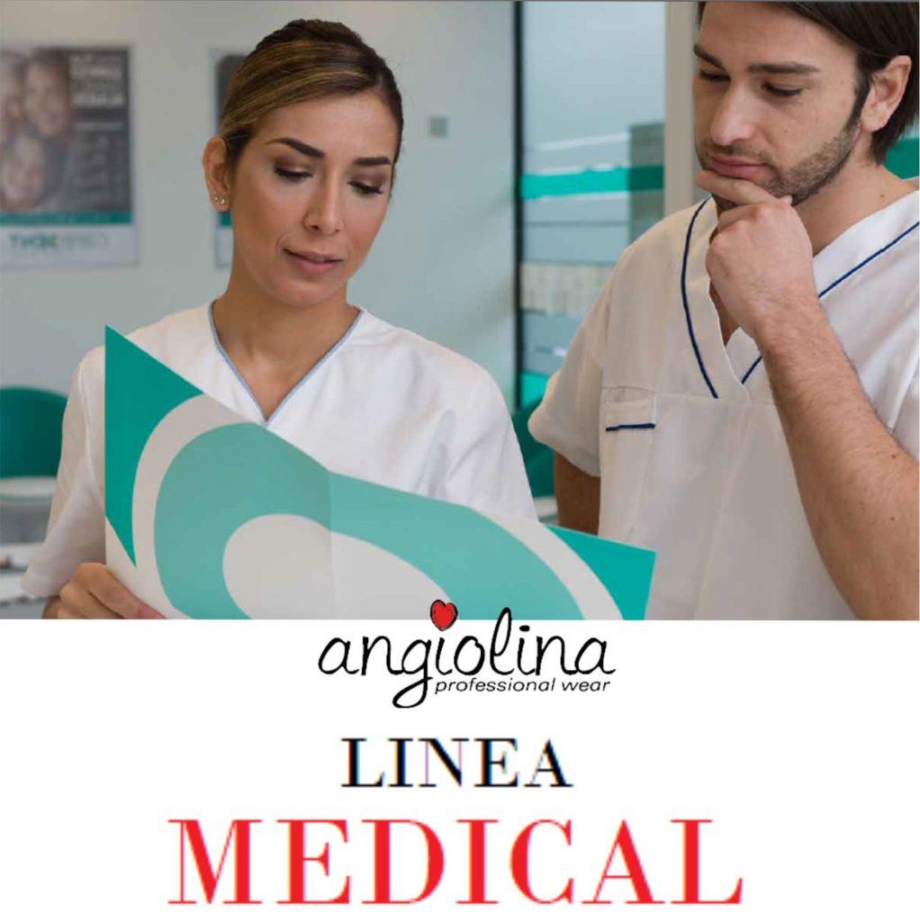 catalogo abbigliamento linea medica