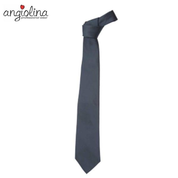 cravatta albergo hotel cameriere personalizzata con ricamo