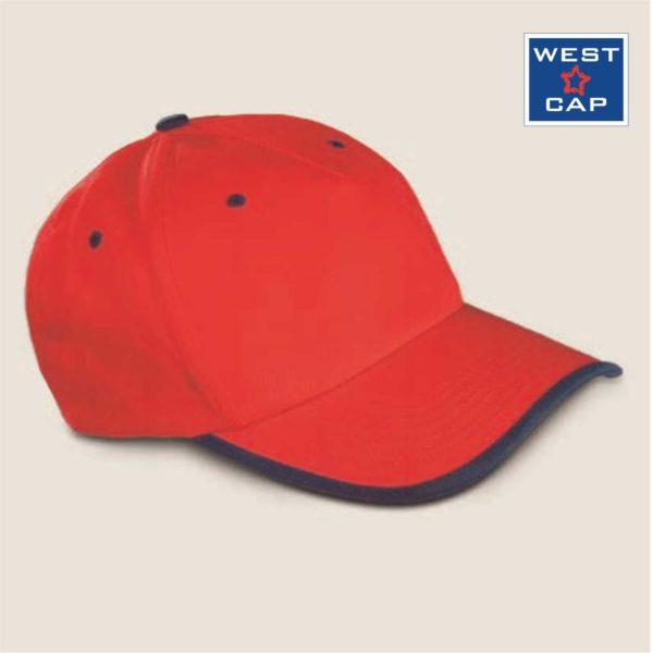 cappello con visiera curva personalizzabile con serigrafia o ricamo