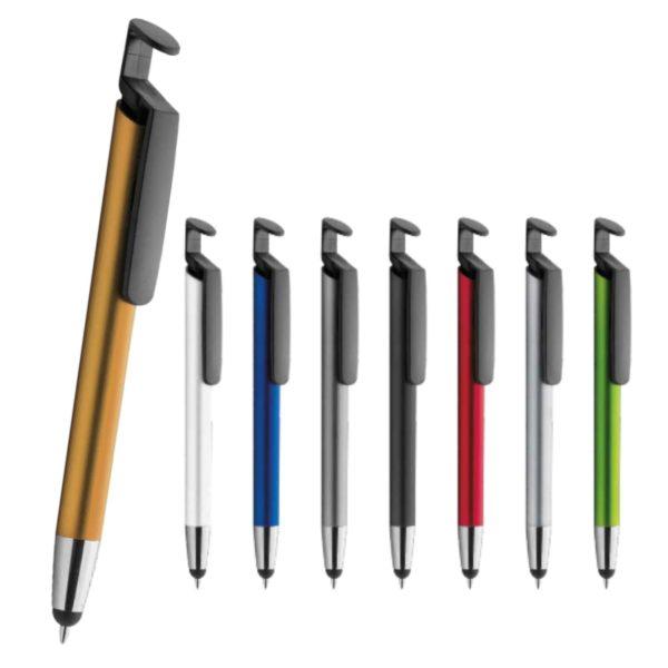 pd128 penna a sfera touch smartpen con personalizzazione serigrafica ad un colore